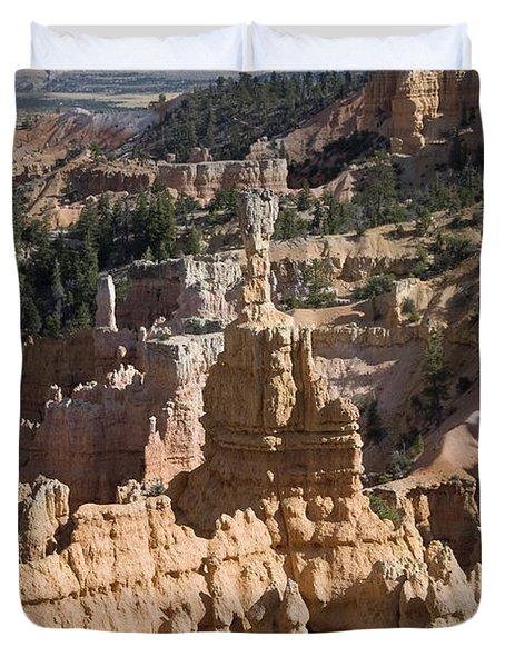 Fairyland Canyon II Duvet Cover