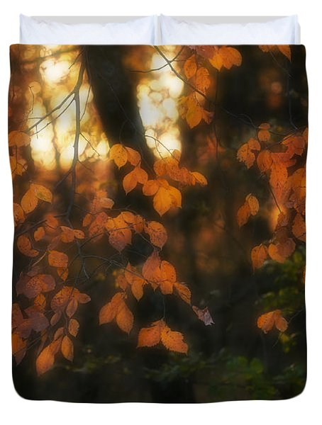 Fall Colours Duvet Cover