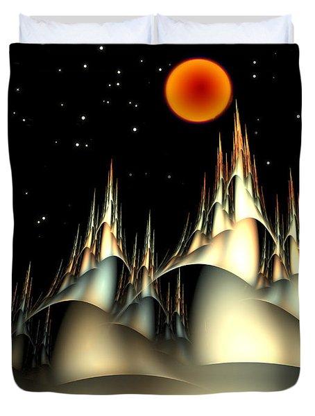 Fantasyland Duvet Cover