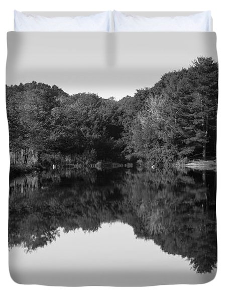 Fenns Pond Duvet Cover by Karol Livote