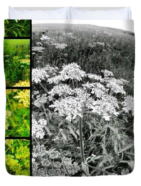 Field Fresh Duvet Cover