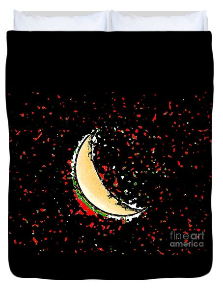 Final Frontier Fiesta Duvet Cover by Al Powell Photography USA