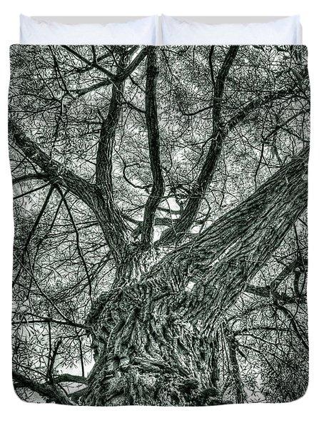 Finkles Landing Tree Duvet Cover