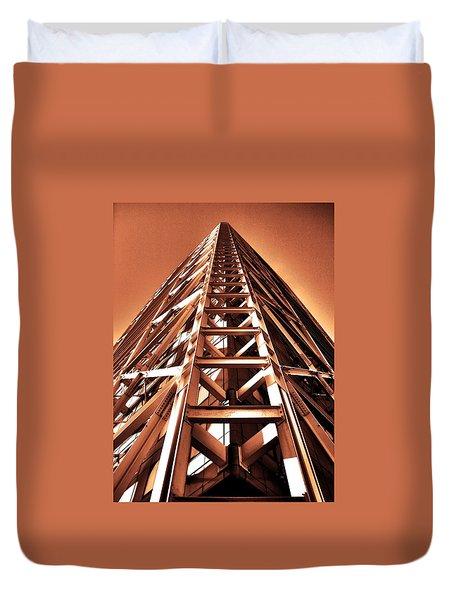 Five Stars ... Duvet Cover by Juergen Weiss