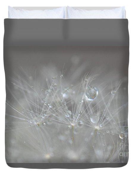 Fleur Cristalline Duvet Cover