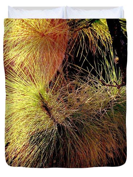 Florida Tree Duvet Cover