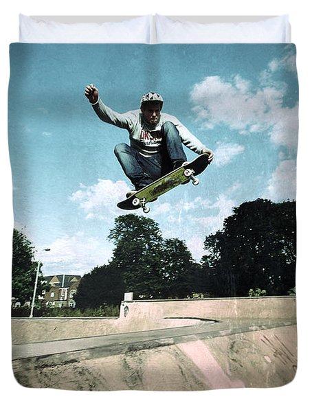 Fly High Duvet Cover