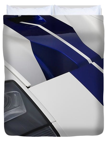 Ford Gt Duvet Cover