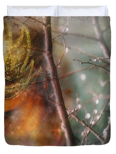 Forest Of Enchantment Duvet Cover