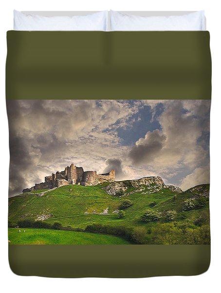 Fortress Duvet Cover
