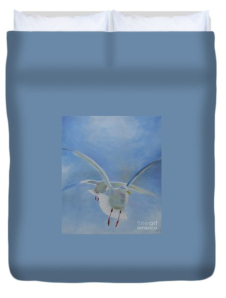 Freedom Duvet Cover by Annemeet Hasidi- van der Leij