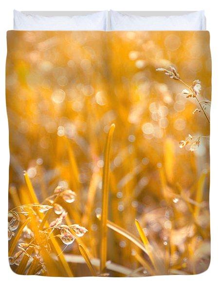 Freshness Duvet Cover by Aimelle