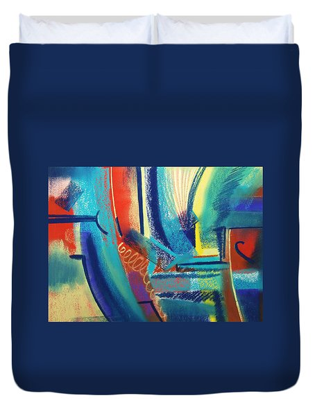 FUN Duvet Cover by Marie-Claire Dole