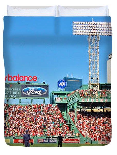 Game Day Duvet Cover by Joann Vitali