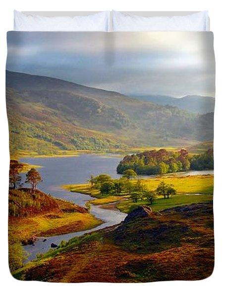 Glen Strathfarrar Duvet Cover