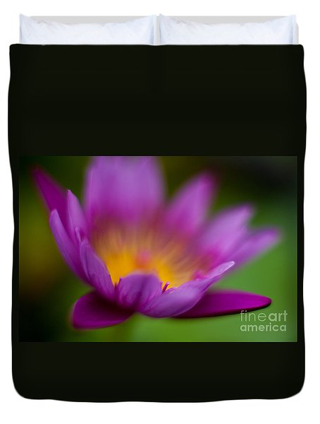Glorious Lily Duvet Cover
