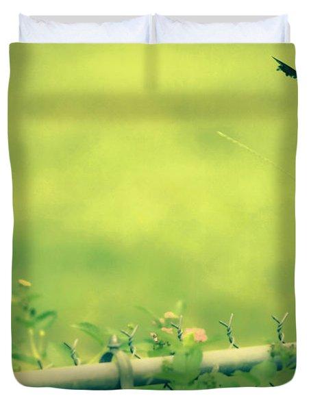 God's Love  Series One Duvet Cover