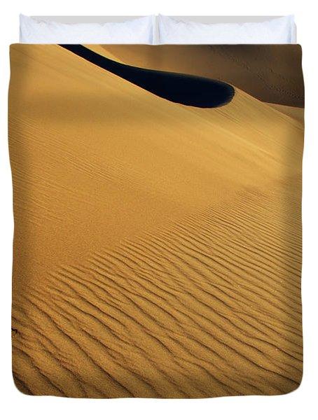 Golden Hour Duvet Cover by Bob Christopher