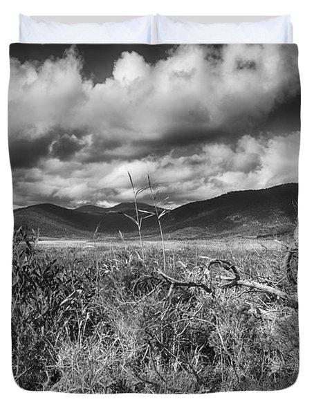 Grassland V3 Duvet Cover