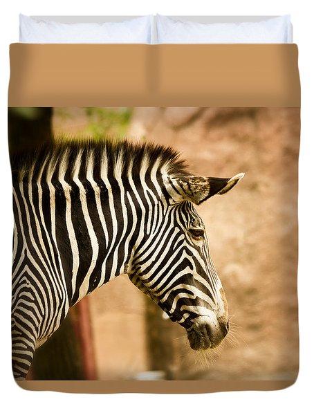 Grevys Zebra Duvet Cover