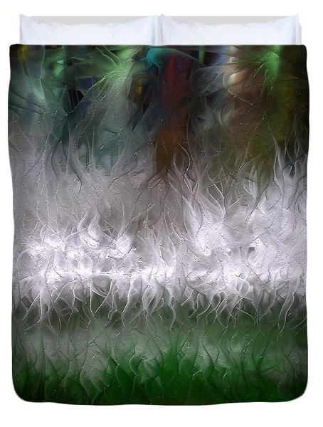 Growing Wild Duvet Cover
