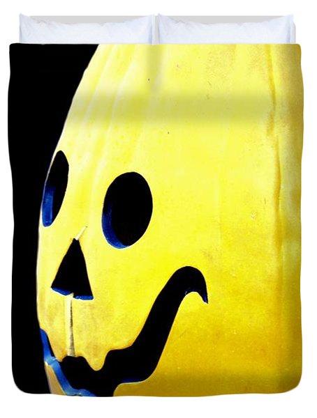 Halloween 1 Duvet Cover by Maria Urso