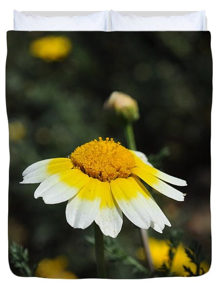 Happy Spring  Duvet Cover