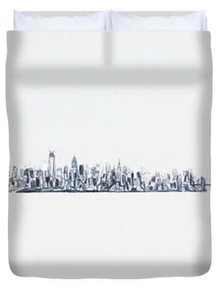 Harbor View Duvet Cover