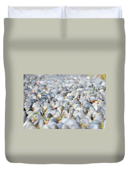 Healing Garden Duvet Cover by Ivy Ho
