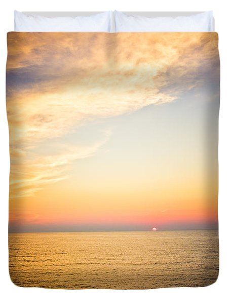 Heavenly Duvet Cover by Sara Frank