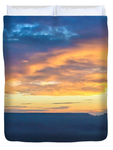 Here Comes The Sun Duvet Cover by Heidi Smith