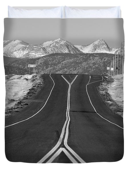 Highway 52   Duvet Cover by James BO  Insogna