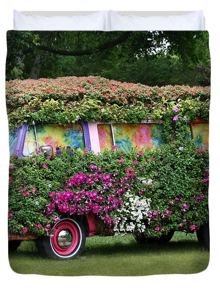 Hippy Duvet Cover