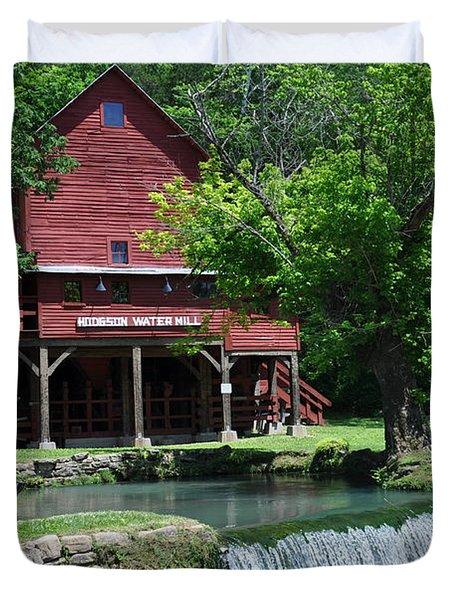 Hofgens Mill Duvet Cover by Marty Koch