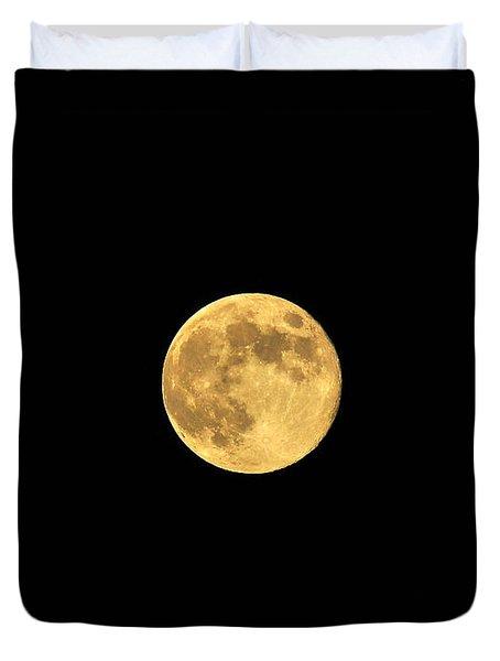 Honey Moon Duvet Cover by Al Powell Photography USA