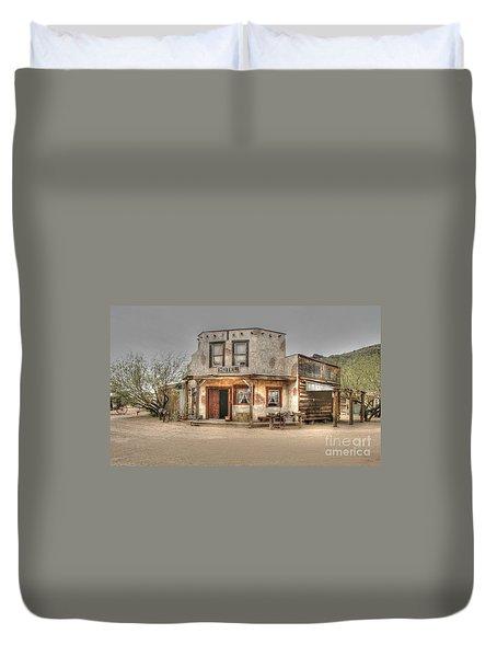 Hotel Arizona Duvet Cover