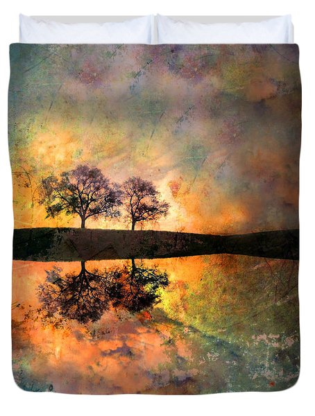 How Trees Reinvent The Morning Duvet Cover