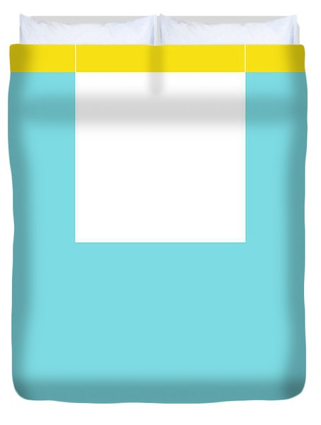 Hulo Duvet Cover