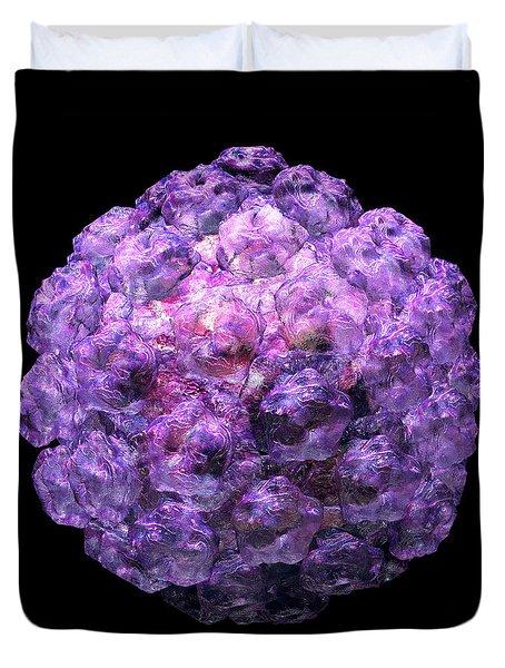 Human Papilloma Virus  10 Duvet Cover