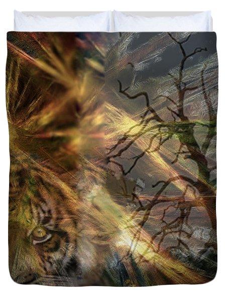 Hunter Duvet Cover by EricaMaxine  Price