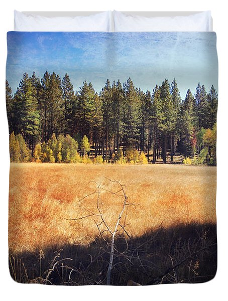 I Roam Duvet Cover by Laurie Search