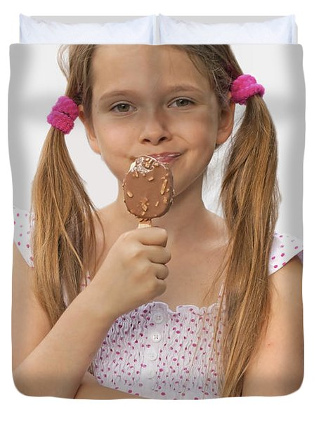 Ice Cream Duvet Cover by Joana Kruse