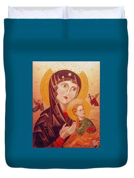 Icon Duvet Cover