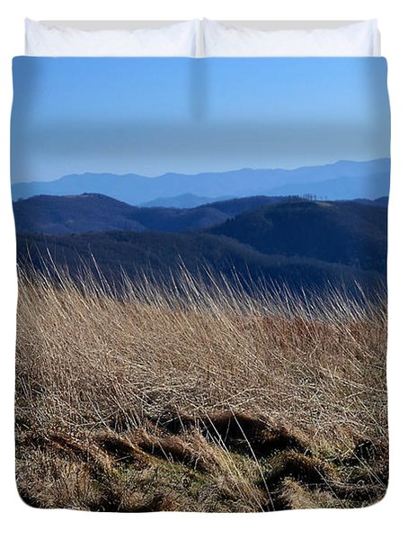 Illumined Duvet Cover