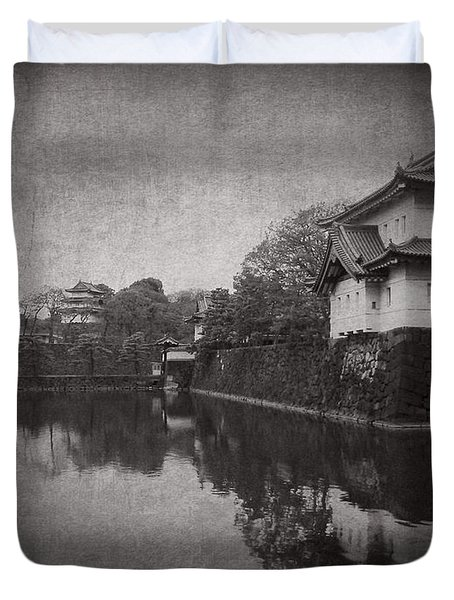 Imperial Palace Duvet Cover