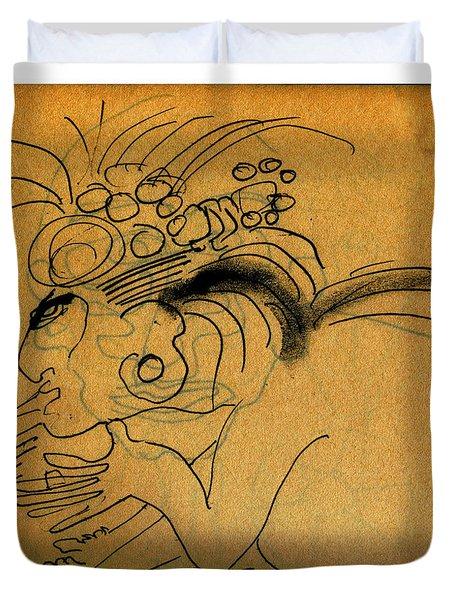 Inca 2 Duvet Cover
