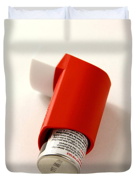 Inhaler Duvet Cover