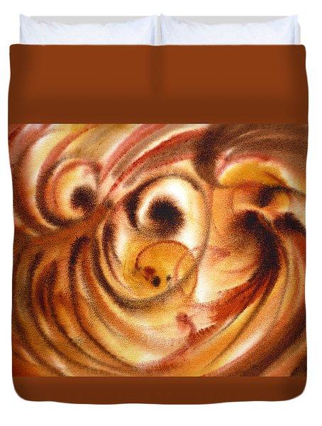 Inspiration Two  Duvet Cover by Irina Sztukowski