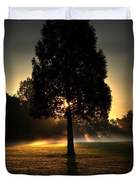 Inspirational Tree Duvet Cover