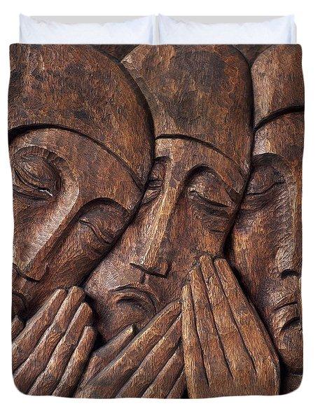 Irish Jewish Museum, Portobello Dublin Duvet Cover